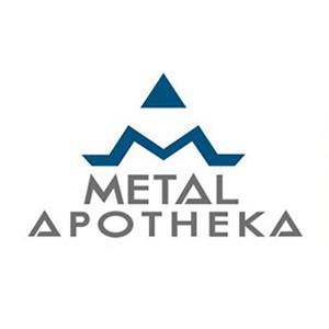 Metal apotheka - ecoruver
